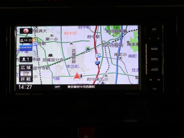 G S スマートアシスト2 衝突回避支援ブレーキ SDナビ フルセグ Bluetooth ETC 両側パワースライドドア クルーズコントロール ワンオーナー スマートキー ABS 盗難防止システム エアバッグ(5枚目)