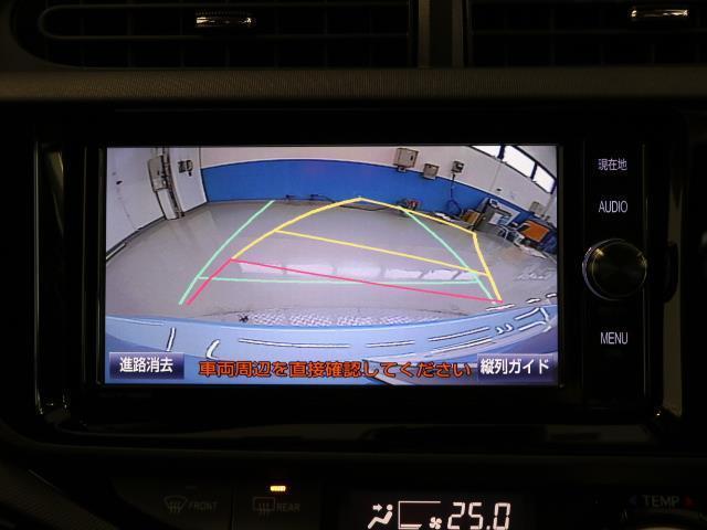 G AUX 横滑り防止機能 TVナビ パワステ メモリナビ ABS DVD 記録簿 オートエアコン エアバック 盗難防止システム パワーウィンドウ キーレスエントリ- クルーズC スマートKey 衝突回避(8枚目)