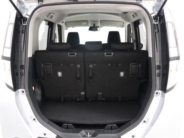 カスタムG-T Bカメ TVナビ アルミ 1オーナー 衝突軽減 盗難防止システム フルセグTV クルーズコントロール ETC アイドリングストップ メモリーナビ キーレス ABS CD スマキ 両パワースライドドア(18枚目)