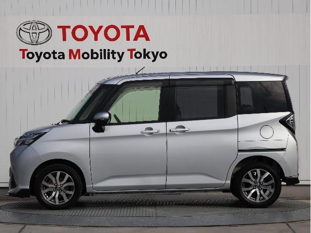 「トヨタ」「タンク」「ミニバン・ワンボックス」「東京都」の中古車3