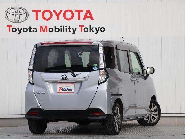 「トヨタ」「タンク」「ミニバン・ワンボックス」「東京都」の中古車5