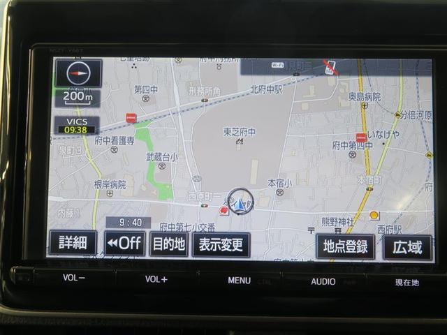 ZS 煌II 4WD フルセグ ドラレコ 衝突被害軽減システム ETC 両側電動スライド LEDヘッドランプ 3列シート ウオークスルー ワンオーナー DVD再生 ミュージックプレイヤー接続可 記録簿 乗車定員8人(8枚目)