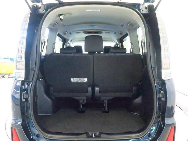 ZS 煌II 4WD フルセグ ドラレコ 衝突被害軽減システム ETC 両側電動スライド LEDヘッドランプ 3列シート ウオークスルー ワンオーナー DVD再生 ミュージックプレイヤー接続可 記録簿 乗車定員8人(19枚目)