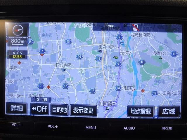 ハイブリッドU スポーティパッケージ Bカメラ サポカー ドラレコ スマートキー クルコン フルセグ 1オーナー ETC LED ロングラン保証(7枚目)