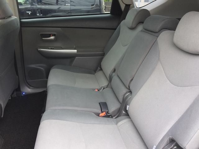 トヨタ プリウスアルファ S SDナビ バックモニター ETC LEDライト
