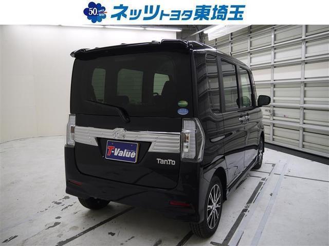 ダイハツ タント カスタムX トップエディションSAIII バックモニター