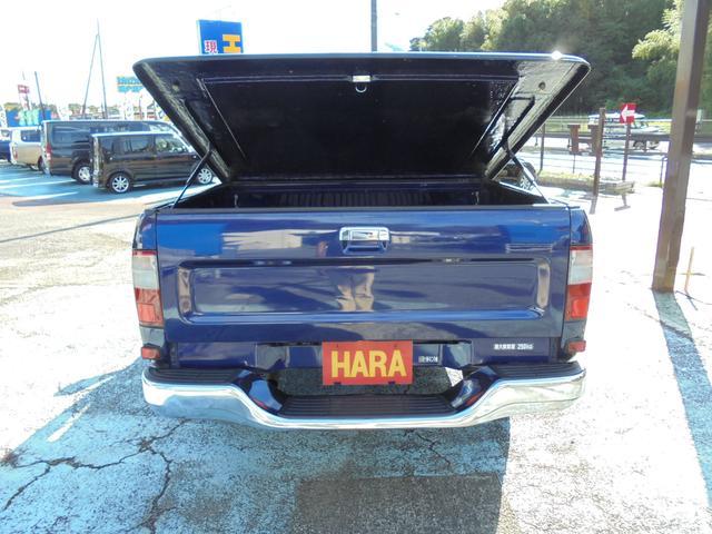 Wキャブ ワイド 4WD ハードトノカバー ブラックホイール(9枚目)