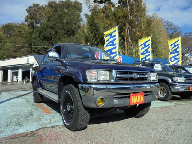 Wキャブ ワイド 4WD ハードトノカバー ブラックホイール(17枚目)