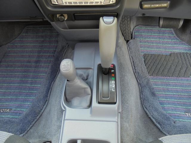 ダブルキャブ ワイド 4WD メッキバンパー(12枚目)