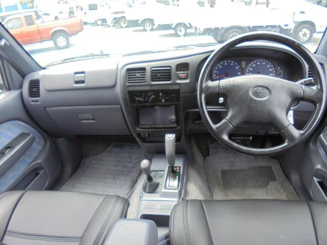 エクストラキャブ ワイド4WD サンルーフ 新品タイヤ(4枚目)