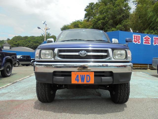 エクストラキャブ ワイド4WD サンルーフ 新品タイヤ(15枚目)