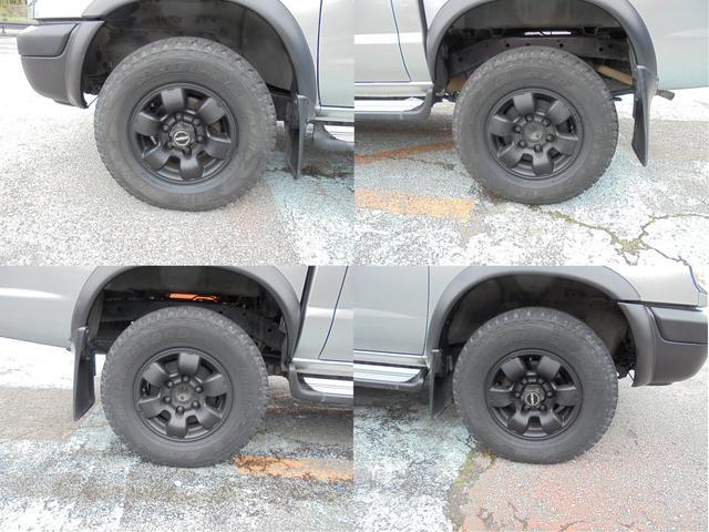 「日産」「ダットサン」「SUV・クロカン」「千葉県」の中古車5