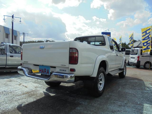 エクストラキャブ ワイド 4WD メッキバンパー ワンオーナー(18枚目)