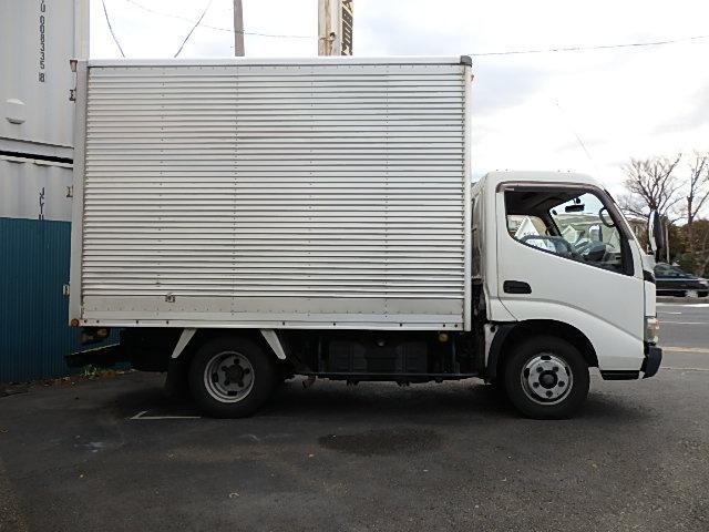 トヨタ トヨエース 2T アルミバン 普通免許運転OK