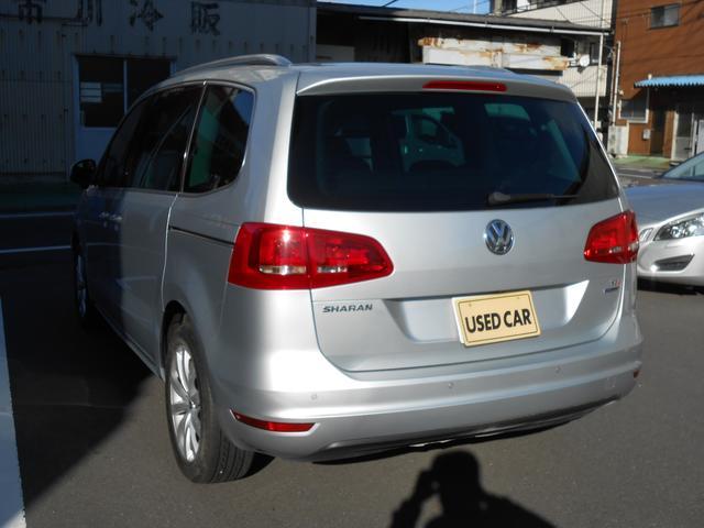 フォルクスワーゲン VW シャラン TSI ハイライン ブルーモーションテクノロジー