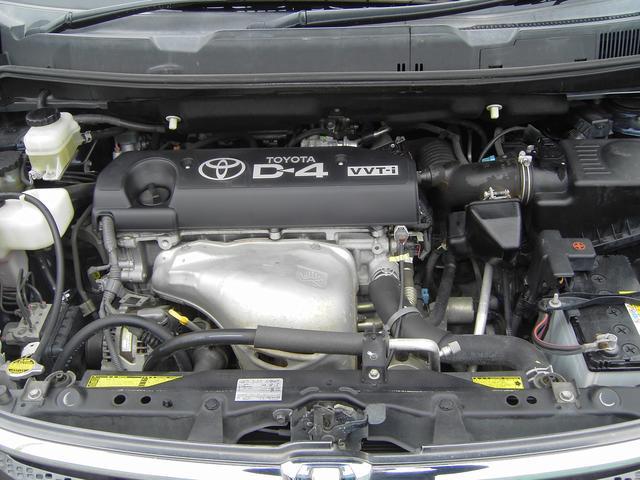 トヨタ アイシス プラタナ Gエディション HDDナビ パワースライドドア