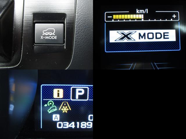 リミテッド X-MODE 地デジ対応Bカメラ付純正SDナビ(19枚目)