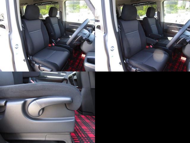フロントシート センターアームレスト付で、運転席にはシートリフター(シート上下調整)機能が付いています。 シート類も問題無し