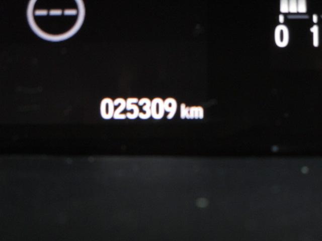 走行25309キロの実メーター