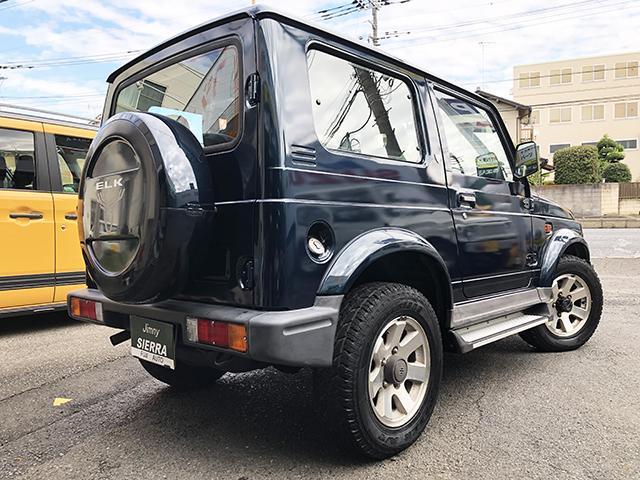 「スズキ」「ジムニーシエラ」「SUV・クロカン」「埼玉県」の中古車5