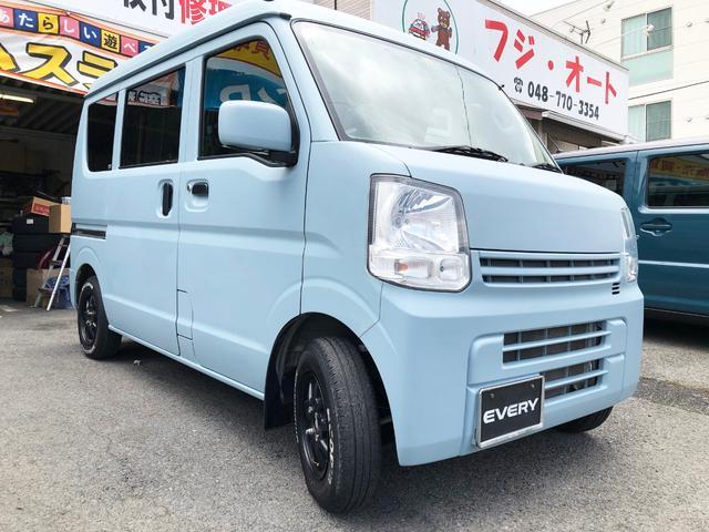 「スズキ」「エブリイ」「コンパクトカー」「埼玉県」の中古車3