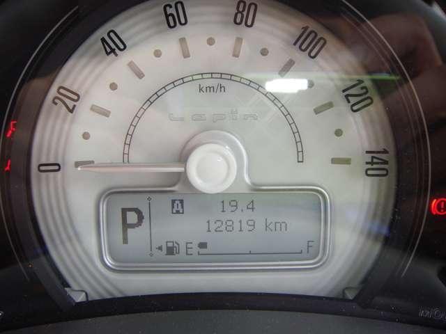 12819キロです、まだまだ長ーく乗っていただけます