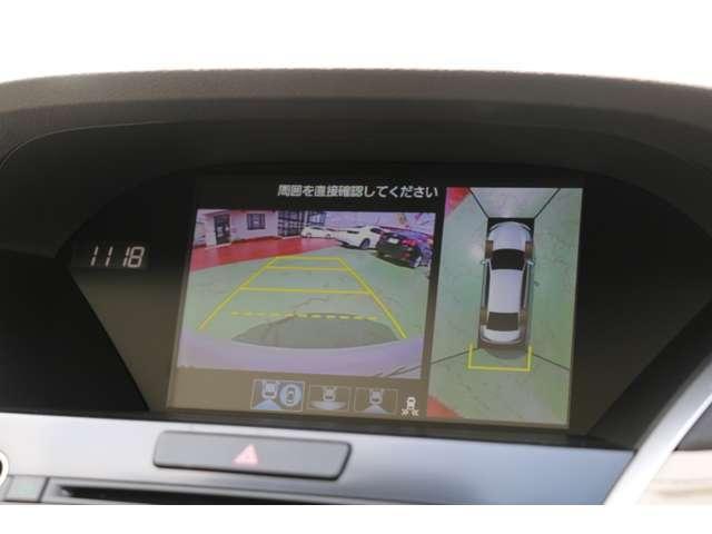 ハイブリッド EX 4WD 禁煙 純正HDDナビ地デジ(3枚目)