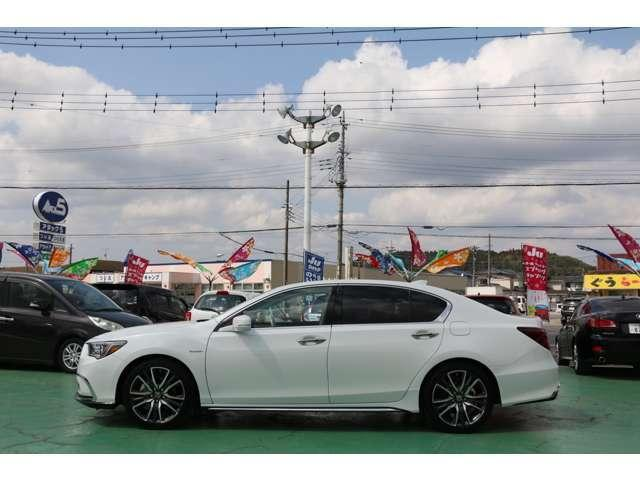 ハイブリッド EX 4WD 禁煙 純正HDDナビ地デジ(8枚目)