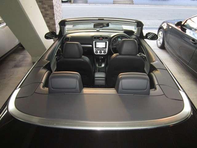 フォルクスワーゲン VW イオス 2.0T 1オーナー黒革SRキセノンHDDナビフルセグTV