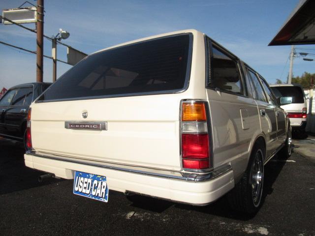 「日産」「グロリアワゴン」「ステーションワゴン」「千葉県」の中古車9