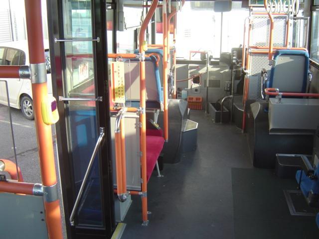 日産ディーゼル 日産ディーゼル 大型送迎路線バス70人乗り エアサス ターボ付き
