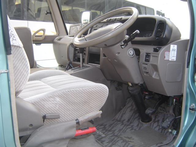 トヨタ コースター ロングEXターボ
