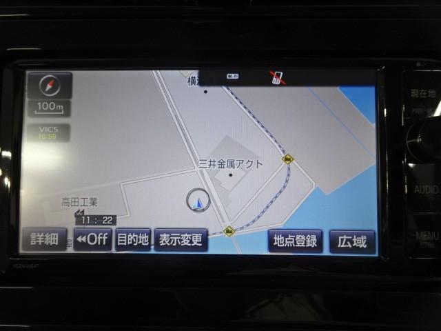 S 4WD・衝突軽減システム・走行7000キロ・Mナビ(6枚目)