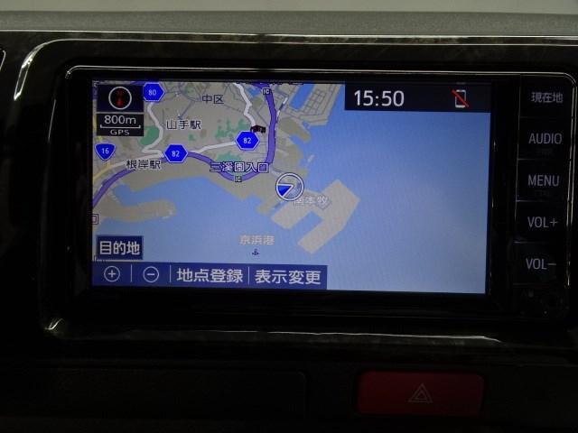 スーパーGL ダークプライム 25,506Km クルーズコントロール スマートキー メモリーナビ ワンセグ LEDヘッドライト ETC バックカメラ(6枚目)