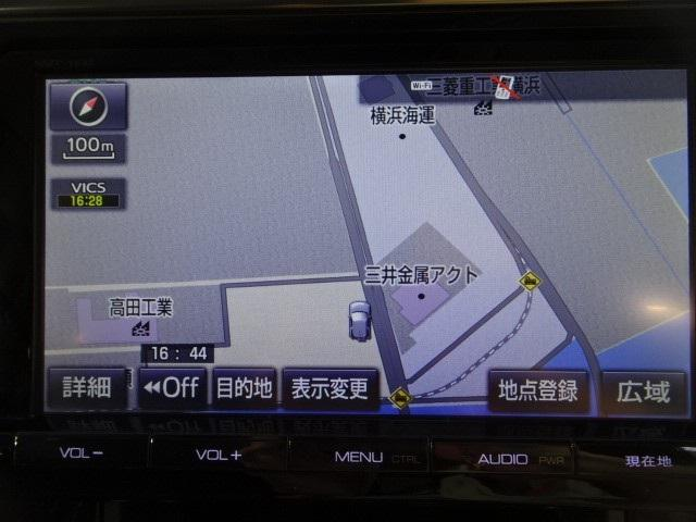 トヨタ アルファードハイブリッド SR SDナビ バックM ETC PCS
