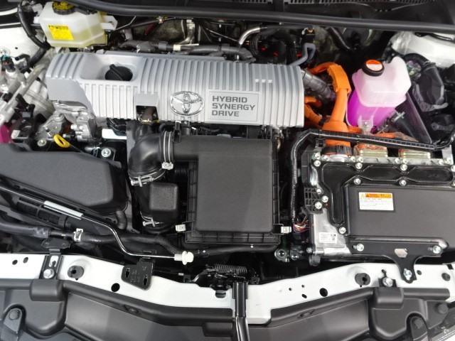 ハイブリッド当社デモカー 大型ナビ 自動ブレーキ ドラレコ(5枚目)