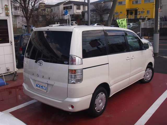 トヨタ ヴォクシー Xリミテッドナビスペシャル 左側電動スライドドア ナビ