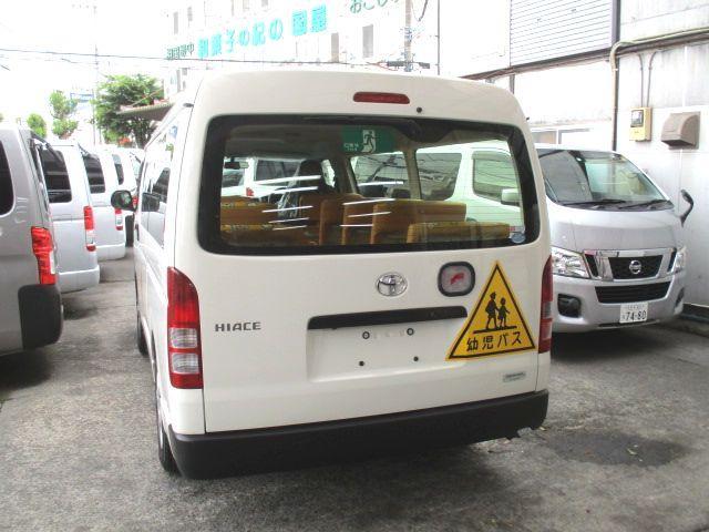 幼児バス オートステップ SDナビ Bカメラ ドライブレコーダー 普通免許(3枚目)