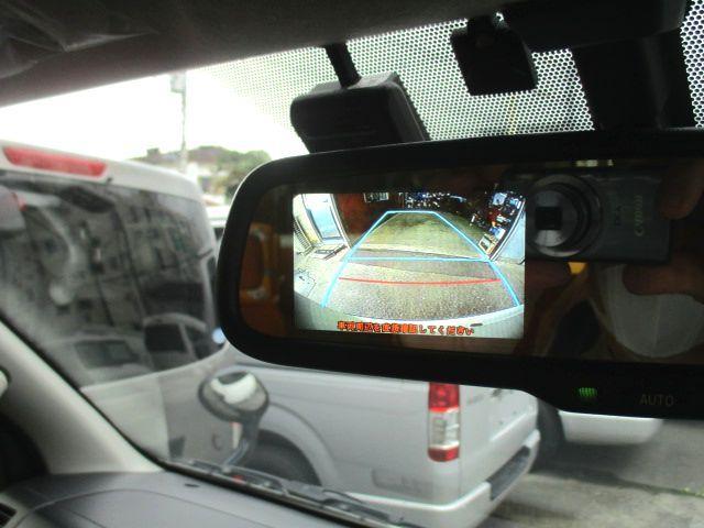 幼児バス オートステップ SDナビ Bカメラ ドライブレコーダー 普通免許(6枚目)
