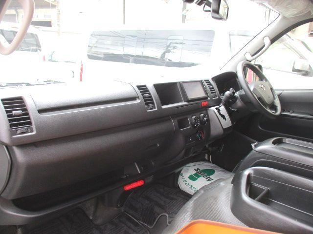 幼児バス オートステップ SDナビ Bカメラ ドライブレコーダー 普通免許(15枚目)