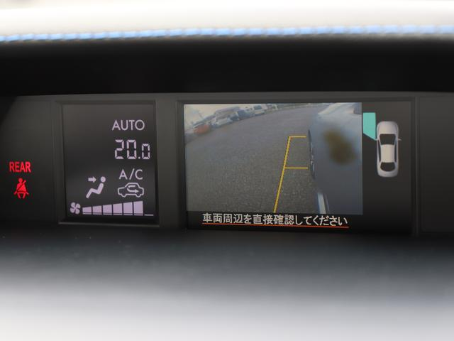 1.6GT-Sアイサイト アドバンスドP ビルトナビ ETC2.0 Rカメラ(12枚目)