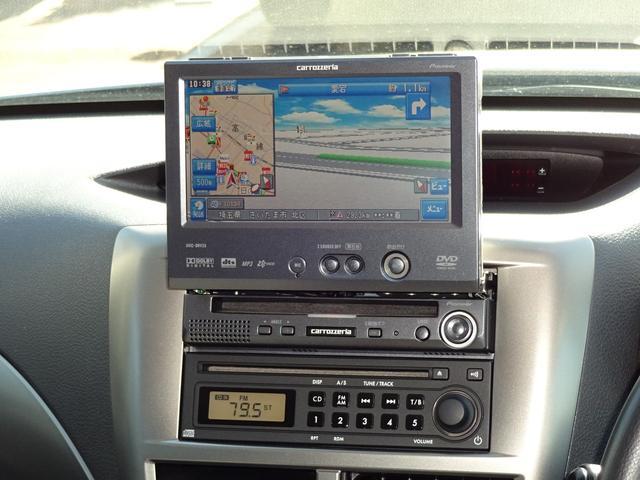 スバル インプレッサ 15S DVDナビ CD・AM・FMラジオ