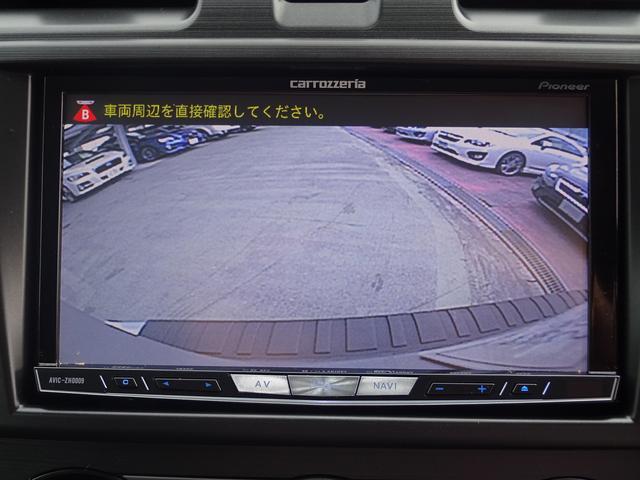 スバル フォレスター 2.0XTアイサイト ナビAVIC-ZH0009 Rカメラ