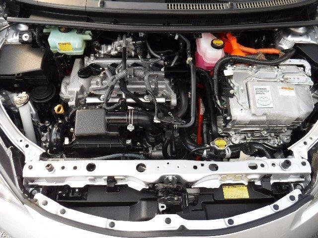 トヨタ アクア S HDDナビ フルセグTV LEDヘットライト