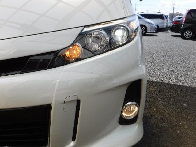 トヨタ エスティマ アエラス プレミアムエディション SDナビバックモニター
