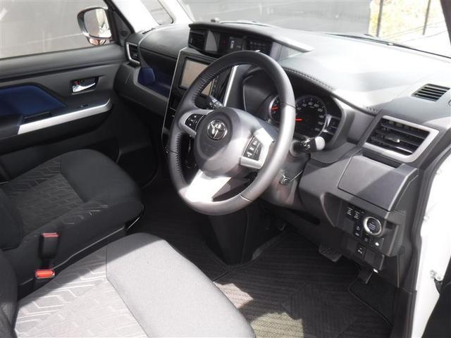 カスタムG 衝突被害軽減ブレーキ クリアランスソナー LEDヘッドライト ペダル踏み間違え防止機能 ドライブレコーダー 両側電動スライドドア フルセグナビ バックモニター ETC2.0 ワンオーナー車(5枚目)