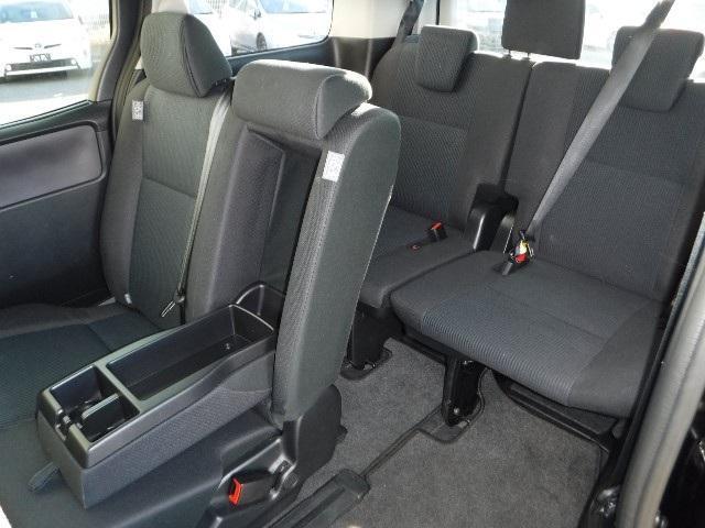 トヨタ ノア X セーフティセンスC SDナビ バックモニター付