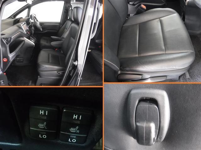Gi ブラックテーラード セーフティセンスC クルーズコントロール シートヒーター 両側パワースライドドア メモリーナビ 後席モニター LEDヘッドライト ETC オートエアコン 純正アルミホイール メッキ加飾ドアミラー(12枚目)