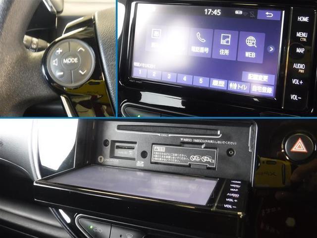 Sスタイルブラック TOYOTA SAFETY SENSE-P 純正SDナビ フルセグTV  バックモニター Bluetooth対応 ETC スマートキー 取扱説明書 保証書 整備記録簿(12枚目)