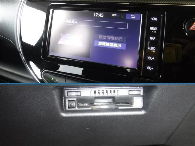Sスタイルブラック TOYOTA SAFETY SENSE-P 純正SDナビ フルセグTV  バックモニター Bluetooth対応 ETC スマートキー 取扱説明書 保証書 整備記録簿(13枚目)
